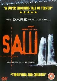 Saw 2 (2006) Sequel - New & Sealed