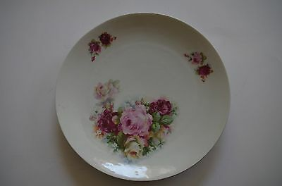Vintage Floral Plate Made in Germany? Beautiful Detail