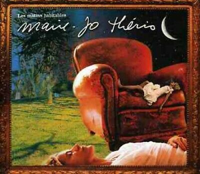 Marie Jo Therio - Matins Habitables (Import) New Cd