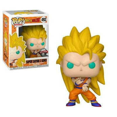 Dragon Ball Z - Goku Super Saiyan 3 Pop! Vinyl - FunKo Free Shipping!