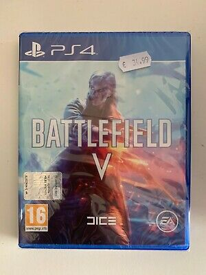 Battlefield V Ps4 - Battlefield 5 Playstation 4 - Italiano!!!