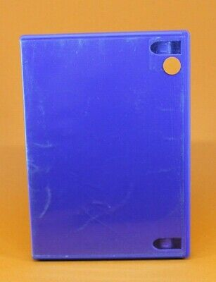 Original Blue Replacement Game Case For Playstation 2 With Memory Card Holder ✈️