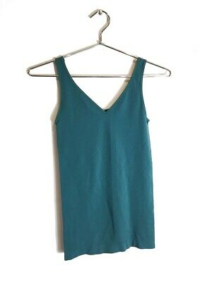 New Anthropologie By Eloise Seamless Reversible Soft Layering Tank Top Cami $24