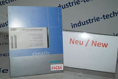 Siemens Simatic 6av6611-0aa01-1ce5 Upgrade for Wincc Flexible 2004 Compact