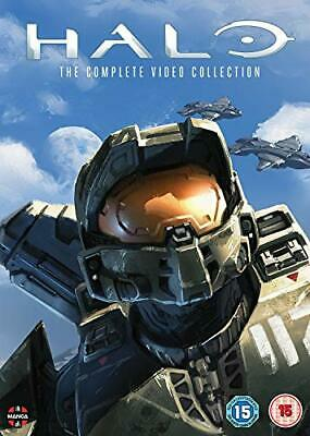 Halo: The Complete Video Collection [DVD] - DVD  QDVG The Cheap Fast Free Post