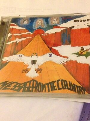 THE MOVE Message From The Country (Special *18+ Tk* CD 2005) RARE/Wood/Lynne/ELO