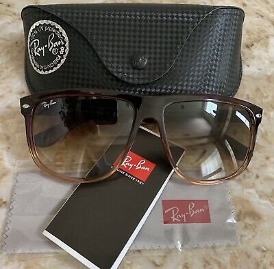 468df943cd34 RAY BAN RB 4147 710 57 60mm Havana Brown Polarized New 100 ...