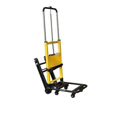 RIHE Electric Folding Stair Climbing Hand Truck Cart Dolly 440lb. Max Load NEW