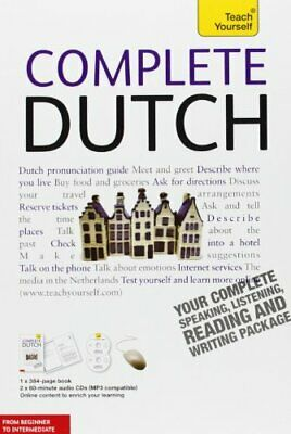 Complete Dutch with Two Audio CDs: A Teach Yourself Guide (TY: Language Guides)