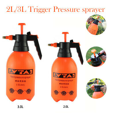 Garden Pressure Sprayer Hand Pressure Water Spray Bottle Pump 2 Liter/3 Liter