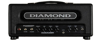 Diamond ASSASSIN Amplification*Cab*Verstärker-Topteil * 18W Class A Guitar Head