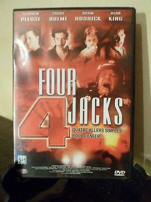 DVD - FOUR 4 JACKS - Stephen Please - Français