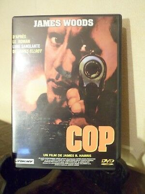 DVD - COP - James Woods - 1987 - Français / Anglais