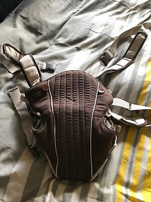 Mothercare Baby Carrier 4 position carrier used once