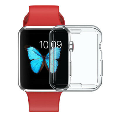 New For Watch Screen Protective Case Case Cover Protector 38 40 42 44mm HL
