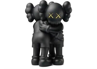 KAWS TOGETHER. Open Edition Authentic Black. NEW ITEM