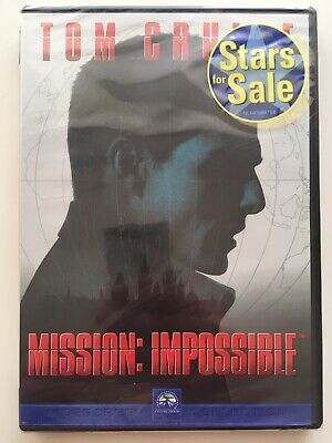 Mission impossible DVD NEUF SOUS BLISTER Tom Cruise, Jean Reno, Emmanuelle Béart