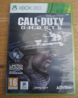 Call Of Duty : Ghosts (Microsoft Xbox 360, 2013)