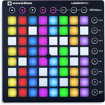 Novation Launchpad MK2 - Ableton Live USB Midi Pad Production DAW Controller