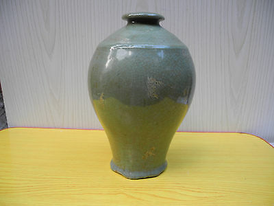 Beautiful  Chinese LongQuan Kiln Celadon Porcelain Vase
