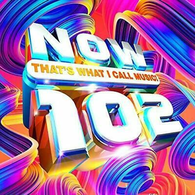 NOW Thats What I Call Music! 102 (CD) NOW 102 - Various Artists NEW AND SEALED