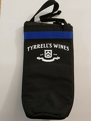Tyrrell's Wine Travel Cooler Bags - Great Value - New, Never Used