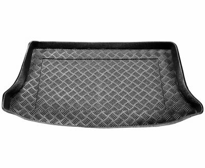 TAILORED PVC BOOT LINER MAT TRAY for Volvo V40 II 2012- (no variable trunk floor
