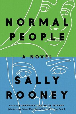 Normal People A Novel by Sally Rooney Hardcover Coming of Age NEW