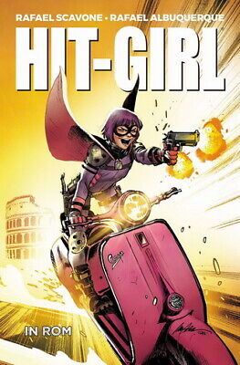 KICK-ASS HIT-GIRL IN KOLUMBIEN Limitierte Variant Ausgabe 333 Exemplare PANINI