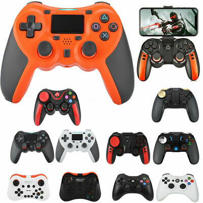 Wireless Bluetooth Gamepad Game Controller Joystick for PS4 Playstation4 Android