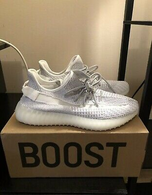 d0c0459a9 Adidas Yeezy Boost 350 V2 Static  Deadstock  Size 11 New w  Box