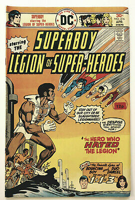 Superboy & The Legion Of Super-Heroes #216 1st Appearance of Tyroc F