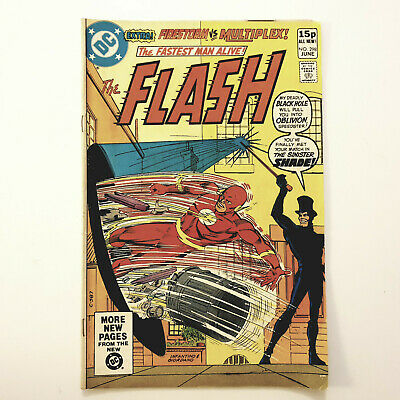 The Flash #298 Bronze Age DC Comics Carmine Infantino F-