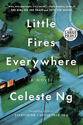 NEW - Little Fires Everywhere (Random House Large Print) by Ng, Celeste