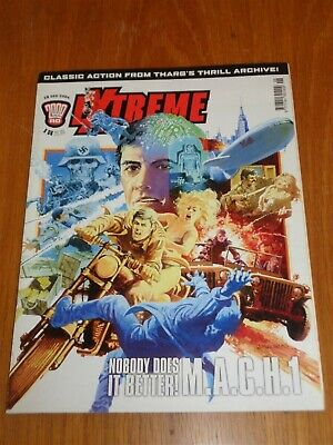 2000Ad Extreme Edition #6 28Th December 2004 Judge Dredd *