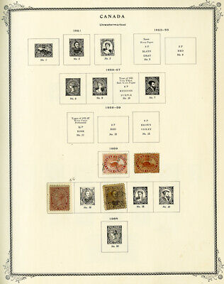 Canada 1851 to 1983 High-Value Stamp Collection +$3,000 Catalogue Value