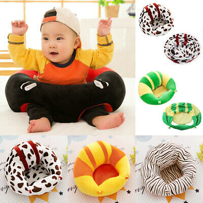 Infant Baby Seat Sit Support Protector Chair Car Cushion Soft Sofa Pillow Toys