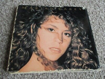 MARIAH CAREY Self Titled 1ST CD Album Rare Edition With Track Error CK46766