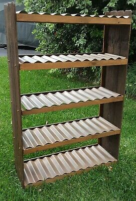 Wine Rack - Rustic