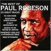 Paul Robeson - The Best of (2003) CD - New & Sealed