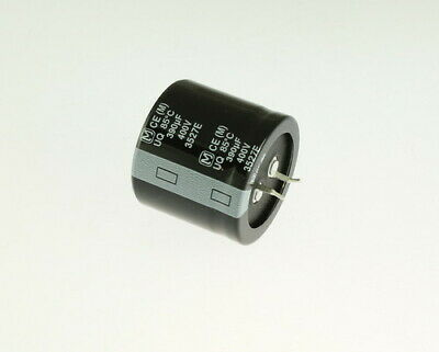 20x 220uF 200V DC Radial Snap Mount Electrolytic Capacitor 220mfd 200VDC 105C