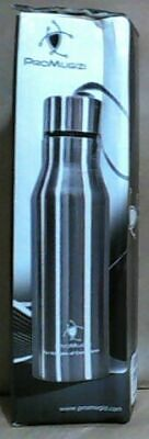 NEW ProMugizi 17Oz Stainless Steel Insulated Double Walled Water Bottle
