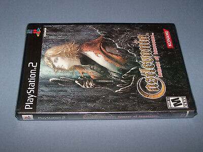 CASTLEVANIA LAMENT OF INNOCENCE - Playstation 2 PS2 - USA - NEW & FACTORY SEALED