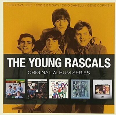 The Young Rascals - Original Album Series - The Young Rascals CD VUVG The Cheap