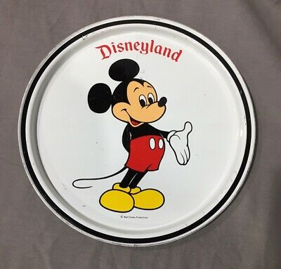 Disney Collector Plate Mickey Mouse From The Drawing Board