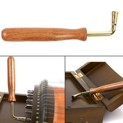 L-shape Square Piano Tuner Guzheng Tuning Hammer Wrench Tuner Spanner to YFQ
