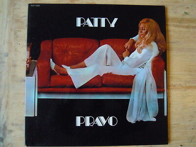 Patty Pravo - SAME (Lp) First Press ARC PIPER CLUB 1968 Gatefold Laminated
