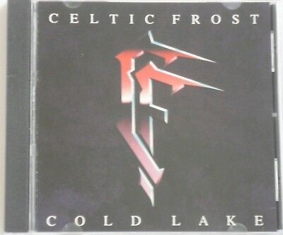 Celtic Frost - Cold Lake (1988) Like New, Rare Disc