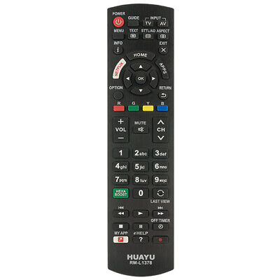 Panasonic Replacement Remote Control for N2qayb000830 TV LED Remote Control
