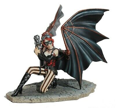 The Assassin Anne Stokes Collection Gothic Steampunk  Statue